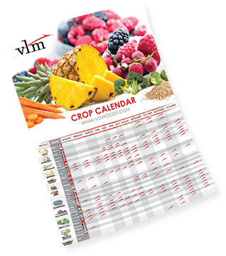 VLM Crop Calendar