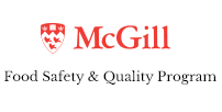 MCGILL / FOOD SAFETY & QUALITY PROGRAM
