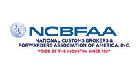NATIONAL CUSTOMS BROKERS FORWARDERS ASSOCIATION OF AMERICAN INC.