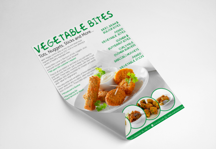 Vegetable Bites